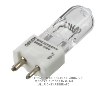 Click to View OSRAM BHC/DYS/DYV 54836 lamp pictures