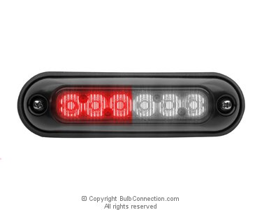 RED Whelen ION Surface Mount LED IONSMR
