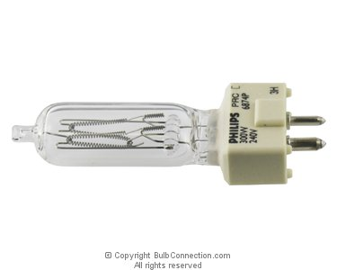 Click to View Philips 6874P 27263-3 lamp pictures