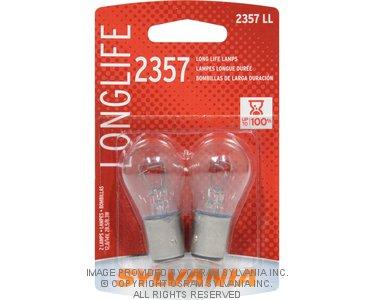 SYLVANIA 921 Basic Miniature Bulb, Contains 2 Bulbs
