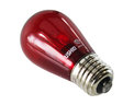 Ushio 2W UTOPIA LED S14, Red, E26 Replacement Lamp only $8.08