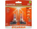 Sylvania SYLVANIA H11 SilverStar Ultra High Performance Halogen Headlight Bulb, (Contains 2 Bulbs) Replacement Lamp only $36.17