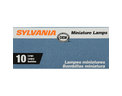 Sylvania SYLVANIA 53 Basic Miniature Bulb, (Contains 10 Bulbs) Replacement Lamp only $0.94