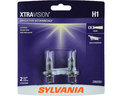 Sylvania SYLVANIA H1 XtraVision Halogen Headlight Bulb, (Contains 2 Bulbs) Replacement Lamp only $12.94
