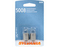 Sylvania SYLVANIA 5008 Basic Miniature Bulb, (Contains 2 Bulbs) Replacement Lamp only $0.93